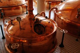 Brouwerij ketels